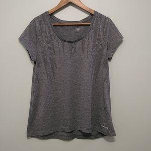 3/22$ Cloudveil motifs gray shirt
